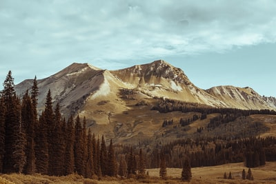 What's crested Butte butte and what does it mean?